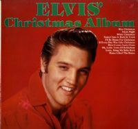 Elvis Presley - Elvis' Christmas Album (CDSV 1155) Rare Export Issue/Great Sleeve Pic.